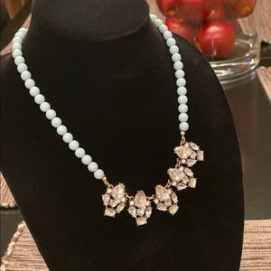 Loft Turquoise Beaded Necklace